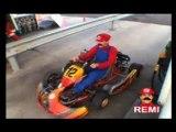 Les weekends de Rémi Gaillard à l'Agglo - Rémi Kart