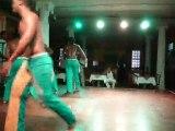 2_ Démonstration de Capoeira (duo) au Brésil à Salvador