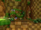 Sonic Generations - Bande-Annonce Genesis Era Trailer  - Tokyo Game Show 2011