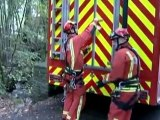 Rescuers work to free trapped miners in Wales