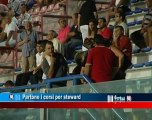 Fc Crotone | Fctg del 24/09/2008 | L'Ezio Scida a norma, col Benevento a porte aperte