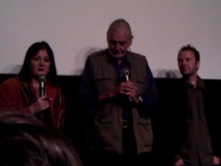 strasbourg 2011 : George A; Romero présente Night of the living dead
