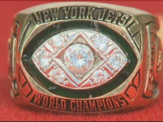 Jets Super Bowl Ring Found