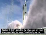 Animation of the NASA Space Launch System (SLS) lifting ...
