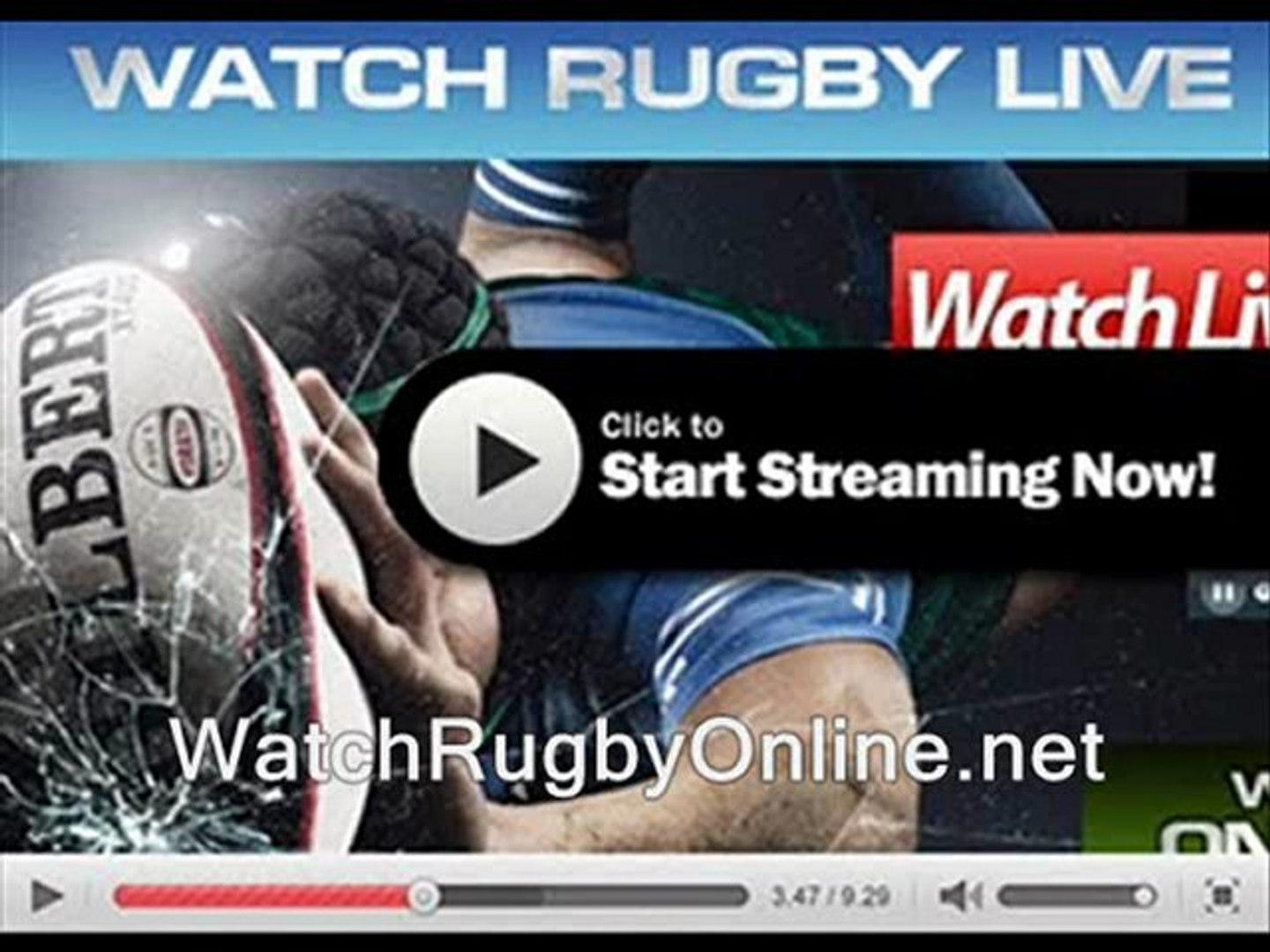 watch Ireland vs Australia 2011 World Cup Rugby live streaming - video  dailymotion