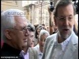 Rubalcaba y Rajoy, acuerdo con la condena a Otegi