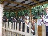Jazz au vignoble pour les vendanges Jazz chez Pierre FACON le 17 septembre 2011