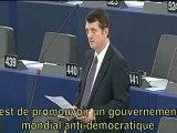 Gerard Batten dénonce le groupe de Bilderberg à la commission européenne