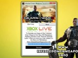 Install Gears of War 3 Infected Omen Weapons DLC Free!! - Xbox 360 Tutorial