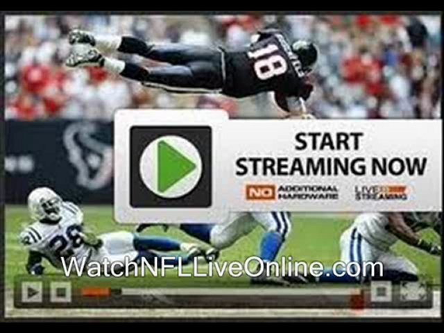 watch nfl online stream