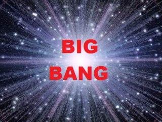 Le Coran, Le Big bang, l'Expansion de l'univers