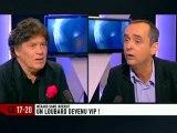 Pierre Péan: La République des Mallettes - le cas Djouhri (Ménard sans Interdit - 16/09/2011)