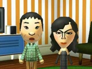 Conférence 3DS 2011 Trailer  de Tomodachi Life