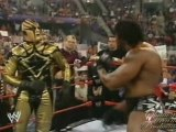 Goldust & Booker are 'Practically Married' - Raw - 6/24/02