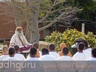 Sadguru Jaggi Vasudev In Conversation with Anupam Kher