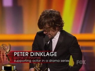 Emmy Awards 2011 | Peter Dinklage