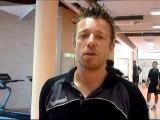 Interview F.Maurice US handball Saintes CREPS Poitou-Charentes  07/ 2011