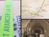 Convention d'objectifs entre le Département de la Seine-Saint-Denis et la RATP signée le 16/09/11 à Aubervilliers.