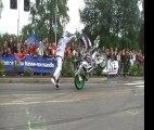 Acrobike's 22 MOTO+QUAD+VELO TRIAL Stunt Show La Ferrière 2011
