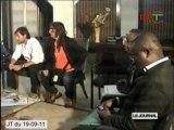 Une délégation de la fondation Aliper Volaire au ministère de la santé