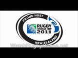 watch 2011 Rugby World Cup South Africa vs Namibia Rugby World Cup South Africa vs Namibia online