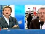 Pierre Laurent au Journal télévisé de FRANCE 2 dimanche 20 septembre