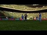 PES 2012 top 10 goals barcelone