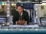 Olivier Delamarche - Tim Geithner est un terroriste économique - 20/09/2011 - BFM Business - 20 septembre 2011
