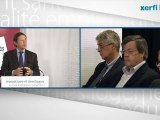 Xerfi Canal Christian Saint Etienne - Forum experts : reconstruire un tissu d'entreprises compétitif