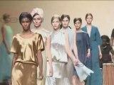 Desfile de Duyos en Cibeles Fashion Week