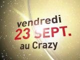 Crazy 23 Septembre /alex catherine /Doriane/ Bruno bias/ Djoriann. ZOUK TV TROPIKPROD