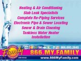 Plumber Murrieta Temecula: 24/7 Licensed Plumber HVAC: Family Plumbing Heating & Air