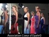 Miss Neufchâtel-Hardelot 2011 Robes du soir