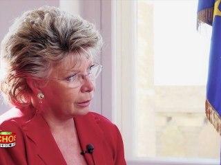 Interview de Viviane Reding par Alain Bazot : le droit d'auteur