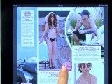 Magazines enrichis sur iPad avec Mozzo Média Box