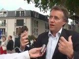 Festival de Loire 2011 : Serge Grouard : la renaissance des quais d'Orléans