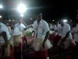 Cérémonie d'ouverture - Danse de Wallis et Futuna - JDP