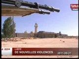 LIBYE Malgré les armes lourdes et les militaires de Sarkozy, les BHLo-islamistes subissent  encore de lourdes pertes