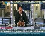 Olivier Delamarche, Tim Geithner est un terroriste économique sur BFM le 20/09/11