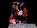 Blues Guitar Backing Track In F - Jazz Jam Track