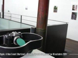 Exposition Steven Pippin, CEAAC, Strasbourg, jusqu'au 16 octobre 2011