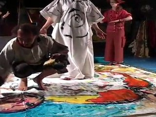 créations et performance artistique 2011