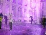 """Nuit Blanche 2011 : une """"Purple Rain"""" à l'Hôtel d'Albret"""