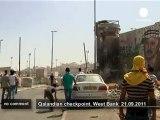 Affrontements entre Palestiniens et... - no comment