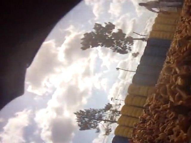 24 Heures Moto 2011 : Caméra embarquée chute de Grégory Leblanc Kawasaki n°11