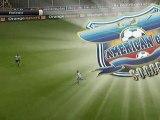 PES 2011 /   Copa América - Paraguay vs Argentine  (XBOX 360)