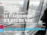 """Emmanuel Ratier: 2/2 """"Le 11 Septembre n'a pas eu lieu"""" (Le Libre Journal, Radio Courtoisie, 21/09/2011)"""