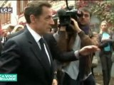 Affaire Karachi : l'Elysée minimise le rôle de Nicolas Sarkozy dans la campagne de Balladur.
