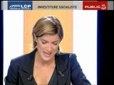 Parti Socialiste : 1er débat de l'investiture du candidat socialiste de 2006