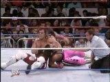 012. Shawn Michaels vs. Bret Hart (Survivor Series 1992 WWF Championship)